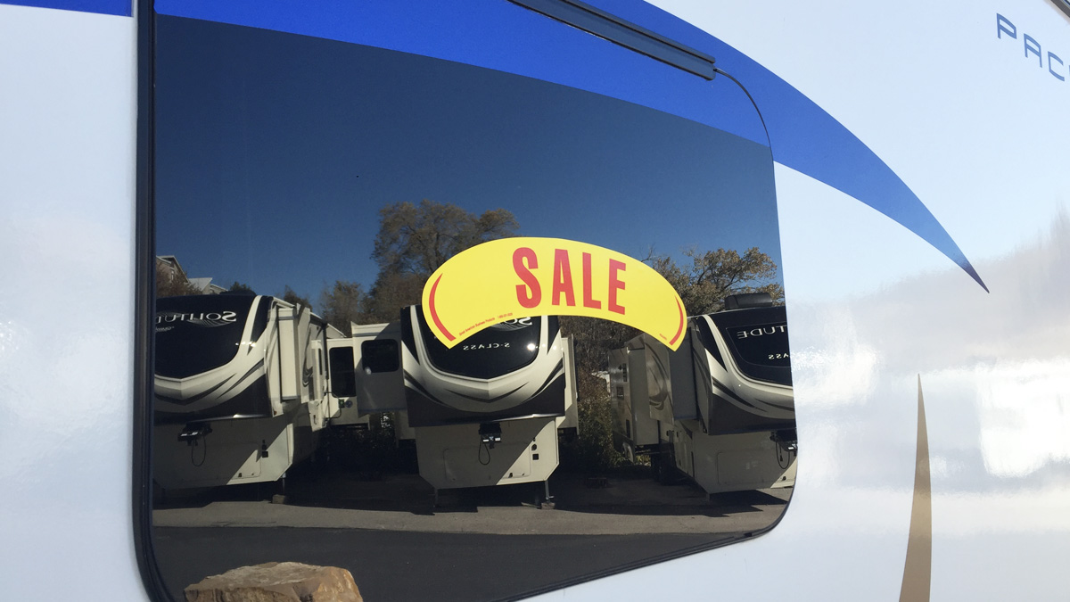 Deals on RVs at Tarpley RV in Durango, CO
